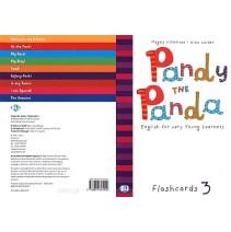 Pandy the Panda 3 Flashcards - 9788853605900