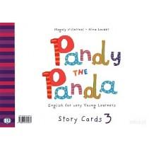 Pandy the Panda 3 Story Cards - 9788853605962