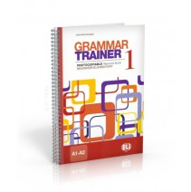 Grammar Trainer 1 (A1-A2) Photocopiable Resource Book - 9788853605061
