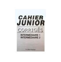 Cahier junior - DELF Scolaire B1 corrigés - 9788846820570