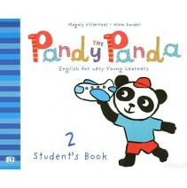 Pandy the Panda 2 Student's Book + Song CD - 9788853605801