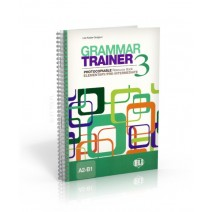 Grammar Trainer 3 (A2-B1) Photocopiable Resource Book - 9788853605085