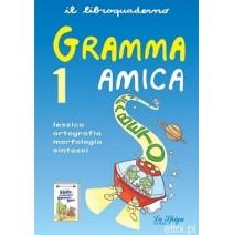 Gramma Amica 1 + lettura - 9788846820785