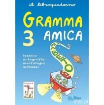 Gramma Amica 3 + lettura - 9788846820808