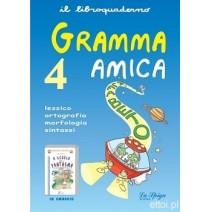 Gramma Amica 4 + lettura - 9788846822789