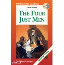 The Four Just Men + CD audio - 9788846822352