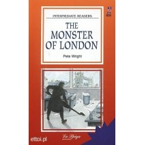 The Monster of London + CD audio - 9788846814173