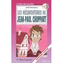 Les Mésaventures de Jean-Paul Choppart + CD audio - 9788846828439