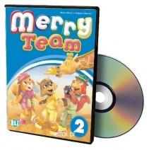 Merry Team 2 Digital Book - CD-ROM - 9788853607393