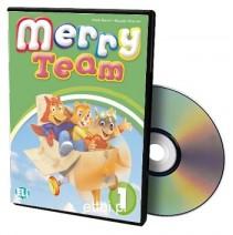 Merry Team 1 Digital Book - CD-ROM - 9788853606457