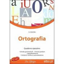 Ortografia - Quaderno operativo - 9788846826244