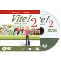 Vite! 2 Livre Actif - 9788853606167