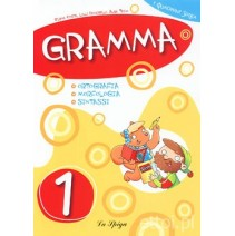 Gramma 1 - Ortografia - Morfologia - Sintassi - 9788846826060