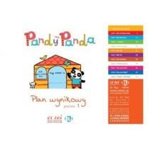 Pandy the Panda 1 Plan Wynikowy - 9788393511600