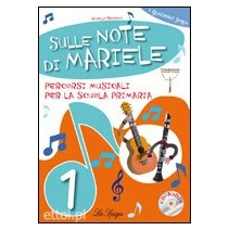 Sulle Note di Mariele 1 + CD audio - 9788846827593