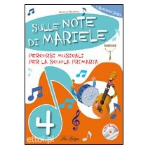Sulle Note di Mariele 4 + CD audio - 9788846827623