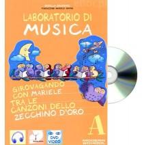Laboratorio di musica A + CD audio - 9788849304152