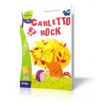 Carletto Rock + CD audio - 9788846828927