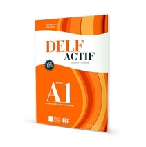 DELF Actif scolaire et junior - A1 + 2 CD audio - 9788853613776