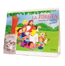 La Bibbia narrata ai bambini - Flip-Poster - 9788846829689