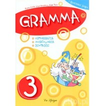 Gramma 3 - Ortografia - Morfologia - Sintassi - 9788846826084