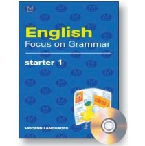 English Focus on Grammar Starter 1 + CD audio - 9788849300482