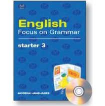 English Focus on Grammar Starter 3 + CD audio - 9788849300529