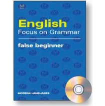 English Focus on Grammar False Beginner + CD audio - 9788849300086