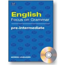 English Focus on Grammar Pre-Intermediate + CD audio - 9788849300116