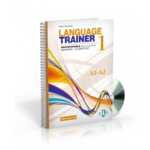 Language Trainer 1 (A1-A2) + CD audio - 9788853614391