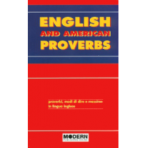 English and American proverbs - 9788849304763