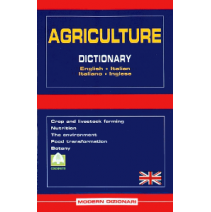 Agriculture Dictionary Italiano - Inglese, English - Italian - 9788849302325