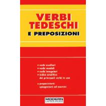 Verbi Tedeschi e Preposozioni - 9788849304756