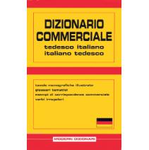 Dizionario Commerciale Tedesco - Italiano, Italiano - Tedesco - 9788849302684