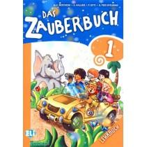 Das Zauberbuch 1 Lehrbuch - podręcznik ucznia + Audio-CD - 9788853613400