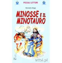 Minosse e il Minotauro - 9788846818546