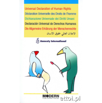 Universal Declaration of Human Rights - 9788849304923