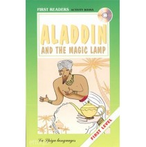 Aladdin and the Magic Lamp + CD audio - 9788846828316