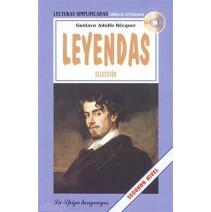 Leyendas, selección + CD audio - 9788846828576
