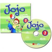 Jojo 1 livre actif - CD-ROM - 9788853614438