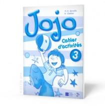 Jojo 3 ćwiczenia - cahier d'activités + Portfolio - 9788853613837