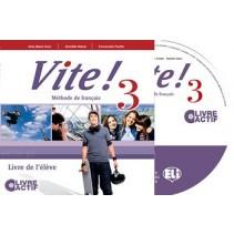 Vite! 3 Livre Actif - 9788853606174