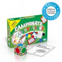 Campionato d'italiano - gra językowa z polską instrukcją i suplementem - 9788853613714