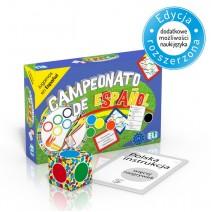 Campeonato de español - gra językowa z polską instrukcją i suplementem - 9788853613752