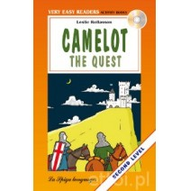 Camelot - The Quest + CD audio - 9788846828323