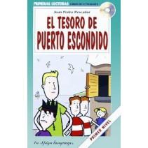 El tesoro de Puerto Escondido + CD audio - 9788846828552