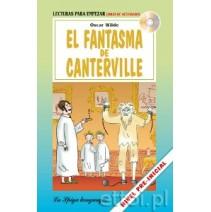 El fantasma de Canterville + CD audio - 9788846828538