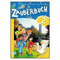 Das Zauberbuch 2 Lehrbuch - podręcznik ucznia + Audio-CD - 9788853613431