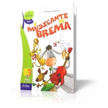 I musicanti di Brema + CD audio - 9788846830067