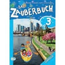Das Zauberbuch 3 Lehrbuch - podręcznik ucznia + Audio-CD - 9788853613462